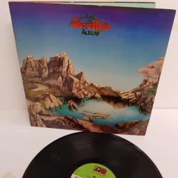 """STEVE HOWE, the steve howe album, K 50621, 12"""" LP"""
