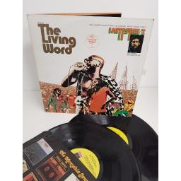 "VARIOUS ARTISTS, the living world, STS-2-3018, 12"" LP"