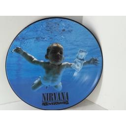 SOLD: NIRVANA nevermind, picture disc, SVLP 0038-03
