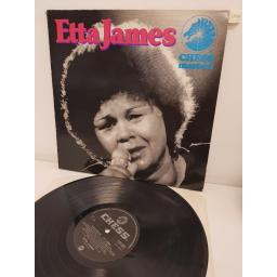 "ETTA JAMES, etta james, CXMP 2000, 12"" LP"