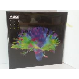 MUSE the 2nd law, 825646568772, gatefold, double album