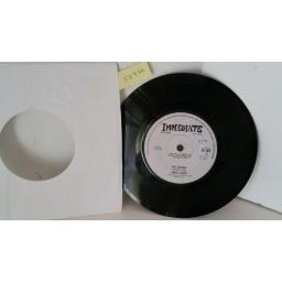 SMALL FACES tin soldier, 7 inch single, IM 062