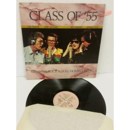 CLASS OF '55: CARL PERKINS, JERRY LEE LEWIS, ROY ORBISON, JOHNNY CASH memphis rock & roll homecoming, USAH1