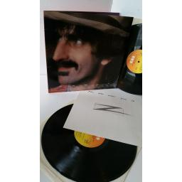 FRANK ZAPPA you are what you is, gatefold, 2 x lp, 88560