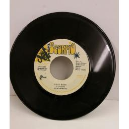ECHO MINOTT lazy body, 7 inch single