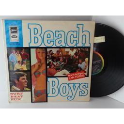 SOLD THE BEACH BOYS surf beat fun, SMK 74133
