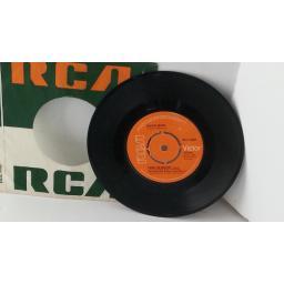 """SOLD : DAVID BOWIE ziggy stardust / the jean genie, 7"""" single, RCA 2302"""