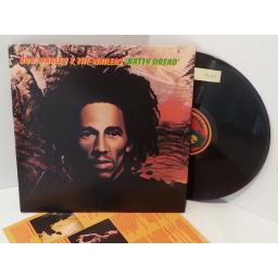 BOB MARLEY AND THE WAILERS natty dread, ILPS 9281