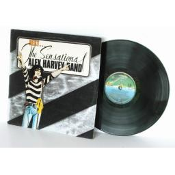 SOLD: THE SENSATIONAL ALEX HARVEY BAND next Spaceship label. First UK pressing 1973...