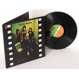 YES, The yes album 1972.UK Pressing. Atlantic. [Vinyl] YES