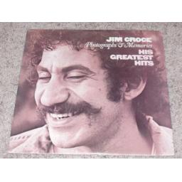 JIM CROCE, photographs & memories.