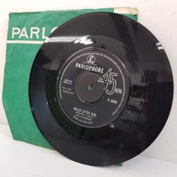 "THE FOURMOST, hello little girl, B side just in case, R 5056, 7"" single"