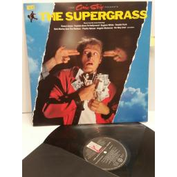 VARIOUS ARTISTS INCLUDING TROUBLE FUNK BOB MARLEY FRANKIE GOES TO HOLLYWOOD the comic strip presents the supergrass, ISTA 11