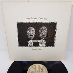 "ANDY SUMMERS & ROBERT FRIPP, I advance masked, AMLH 64913, 12"" LP"