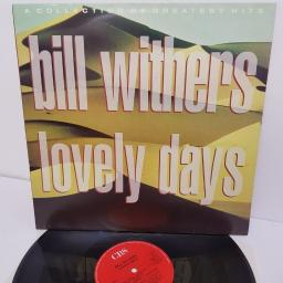 "BILL WITHERS, lovely days, 466824 1, 12"" LP, compilation"