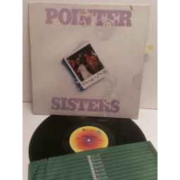 POINTER SISTERS having a party BT6023
