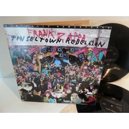Frank Zappa TINSELTOWN REBELLION