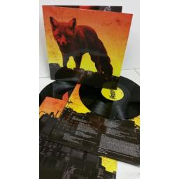 THE PRODIGY the day is my enemy, 2 x lp, gatefold, HOSPLP005