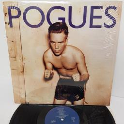 "THE POGUES, peace and love, 91225-1, 12"" LP"
