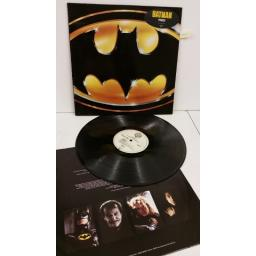 PRINCE batman (motion picture soundtrack), WX 281