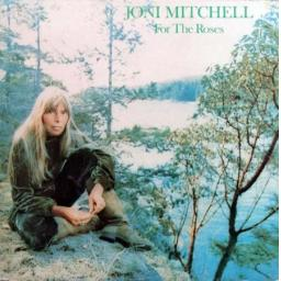 Joni Mitchell, for the roses SD5057