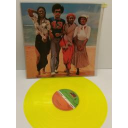 BONEY M hooray hooray, it's a holi-holiday, TRANSPARENT LIME GREEN VINYL, K 11279 CT