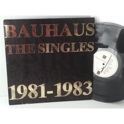 BAUHAUS the singles 1981-1983, BEG100E