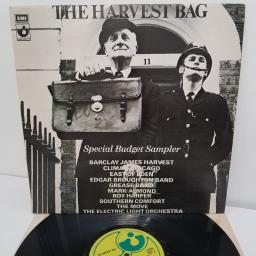 "THE HARVEST BAG, SHSS 3, 12"" LP, sampler"