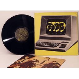 KRAFTWERK, Computer world. Great copy. Very rare.First UK pressing 1981. Matr...