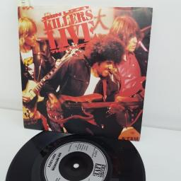 "THIN LIZZY - KILLERS LIVE, are you ready and dear miss lonely hearts, B side bad reputation, LIZZY 8, 7"" single"