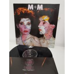 "M + M, the world is a ball, PL 70841, 12"" LP"