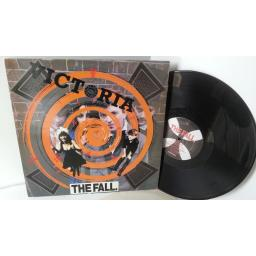 THE FALL victoria, 12 inch single, BEG 206 T