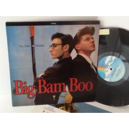 BIG BAM BOO fun faith and fairplay, MCF 3431