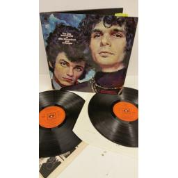 MIKE BLOOMFIELD AND AL KOOPER the live adventures of mike bloomfield and al kooper, gatefold, 2 x lp, 66216
