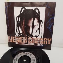 "NENEH CHERRY, buddy x what's up mix, B side buddy x falcon & fabian remix, YR 98, 7"" single"