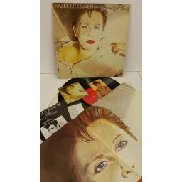 HAZEL O'CONNOR cover plus, lyric insert, large poster, ALB 108