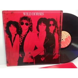 Wild Horses THE FIRST ALBUM