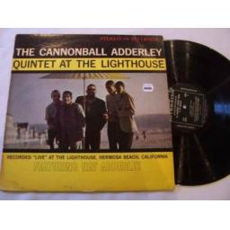 CANNONBALL ADDERLEY, at the lighthouse