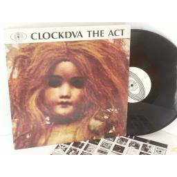 CLOCKDIVA the act