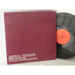 ARTFUL DODGER FEATURING MICHELLE ESCOFFERY think about me, FX394