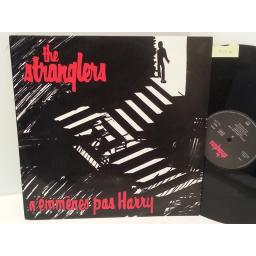 "THE STRANGLERS n'emmenes pas harry, 12"" single, HARRY 1"