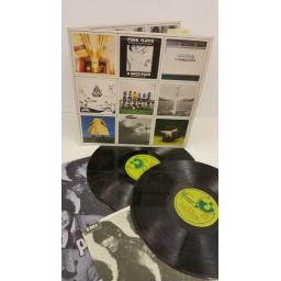PINK FLOYD a nice pair, 2 x lp, gatefold, phang version, SHDW 403