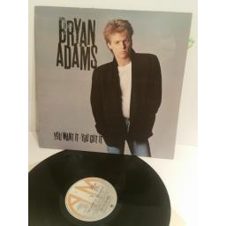 BRYAN ADAMS you want it you got it AMLH64864