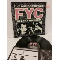 FINE YOUNG CANNIBALS the raw & the cooked, 828 069 1