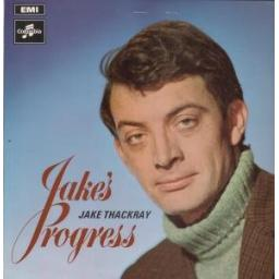 JAKE THACKRAY. JAKE'S PROGRESS