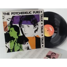 THE PSYCHEDELIC FURS talk talk talk, CBS 32539