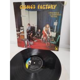"CREEDENCE CLEARWATER REVIVAL, cosmo's factory, LBS 83388, 12"" LP"