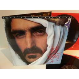 SOLD Frank Zappa SHEIK YERBOUTI