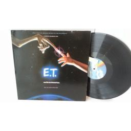 JOHN WILLIAMS e.t music from the original motion picture soundtrack, 46 164
