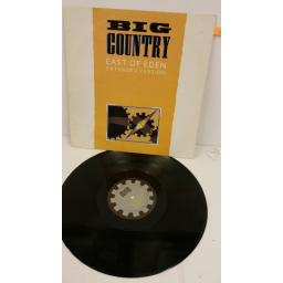 BIG COUNTRY east of eden (extended version), 12 inch single, MERX 175